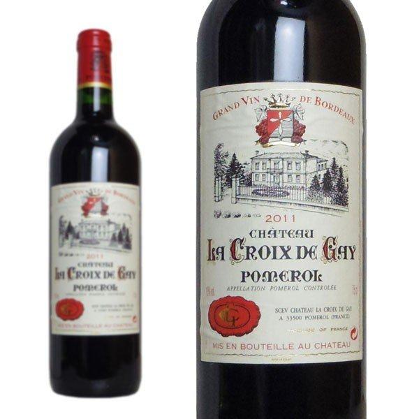 シャトー・ル・ゲ 2011年 AOCポムロール 750ml (フランス ボルドー 赤ワイン)