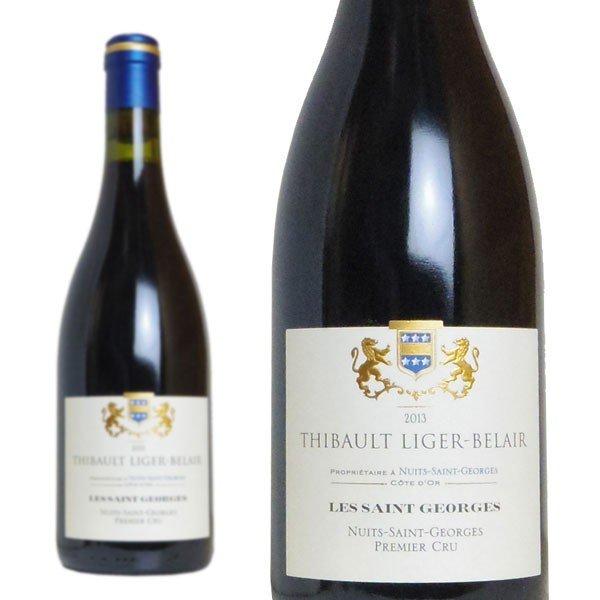 ニュイ・サン・ジョルジュ プルミエ・クリュ レ・サン・ジョルジュ 2013年 ドメーヌ・ティボー・リジェ・ベレール 750ml (フランス ブルゴーニュ 赤ワイン)