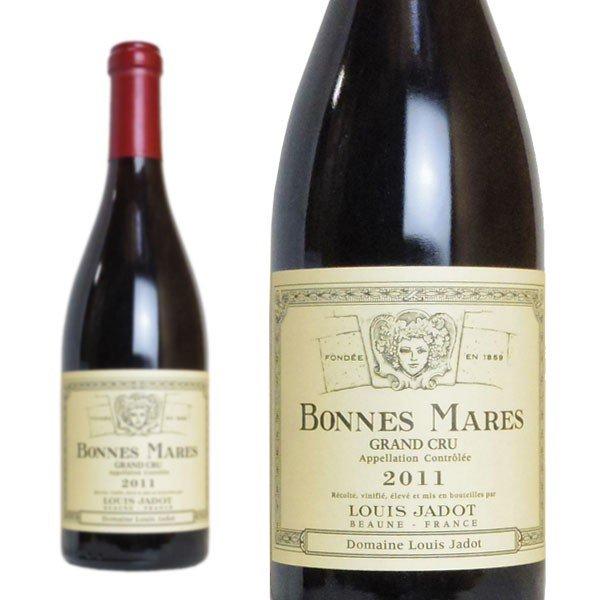 ボンヌ・マール グラン・クリュ 2011年 ドメーヌ・ルイ・ジャド 直輸入品 750ml (フランス ブルゴーニュ 赤ワイン)