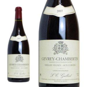 ジュヴレ・シャンベルタン オー・コルヴェ ヴィエイユ・ヴィーニュ 2007年 ドメーヌ・ミシェル・ギーヤール マグナムサイズ 1500ml (フランス ブルゴーニュ 赤ワイン)