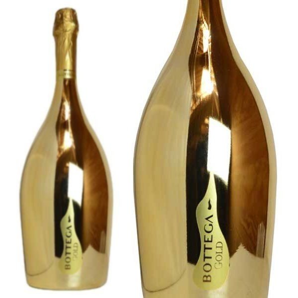 ボッテガ ゴールド ブリュット スプマンテ ダブルマグナムボトル 3000ml (イタリア スパークリングワイン 白)