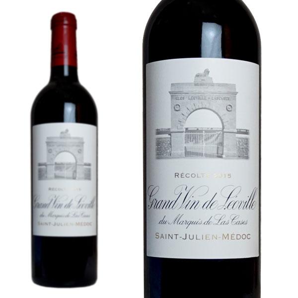 シャトー・レオヴィル・ラスカーズ 2012年 メドック格付第2級 750ml (フランス ボルドー サンジュリアン 赤ワイン)