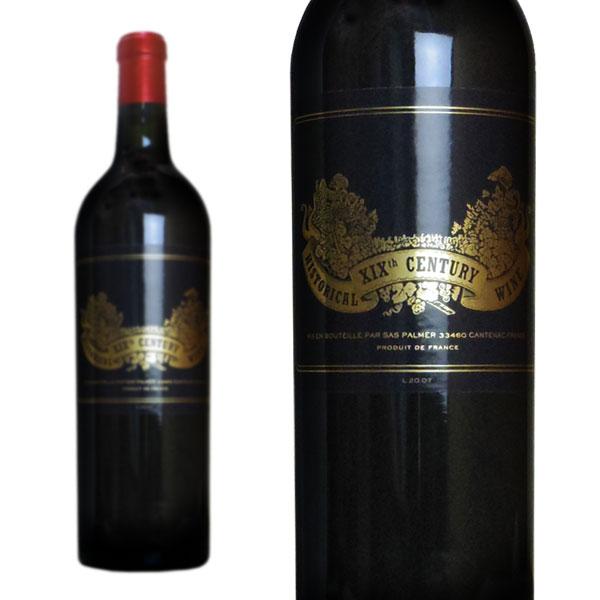 シャトー・パルメ ヒストリカル 19thセンチュリー・ブレンド No.2007 750ml (フランス ボルドー マルゴー 赤ワイン)