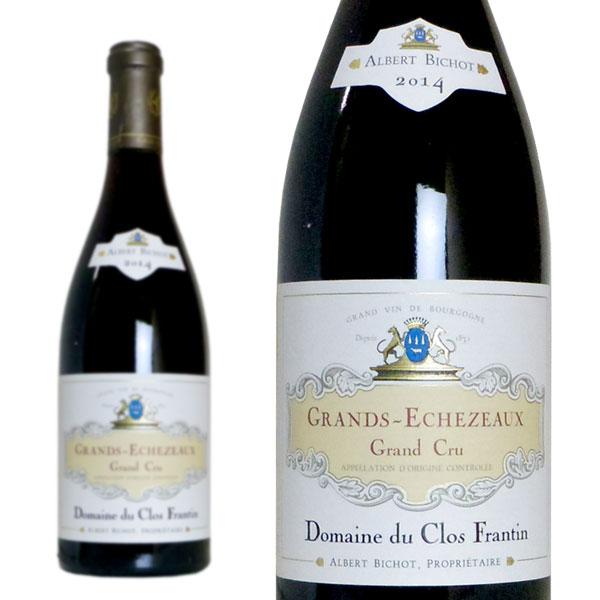 グラン・エシェゾー グラン・クリュ 2014年 ドメーヌ・デュ・クロ・フランタン 750ml (フランス ブルゴーニュ 赤ワイン)