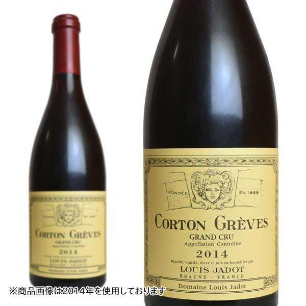 コルトン グラン・クリュ レ・グレーヴ 2011年 ドメーヌ・ルイ・ジャド 750ml 正規 (フランス ブルゴーニュ 赤ワイン)