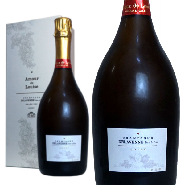 シャンパン ドゥラヴェンヌ・ペール・エ・フィス ブジー アムール・ド・ルイーズ ブリュット 750ml 箱入り (フランス シャンパーニュ 白)