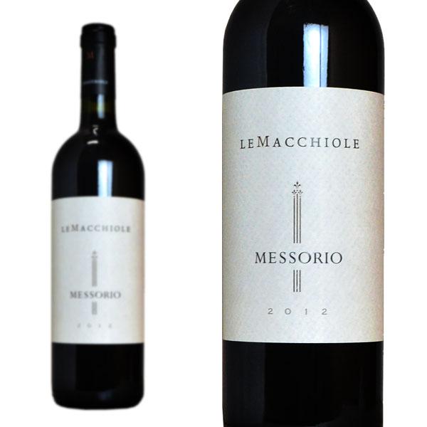 メッソリオ 2012年 レ・マッキオーレ 750ml (イタリア トスカーナ 赤ワイン)