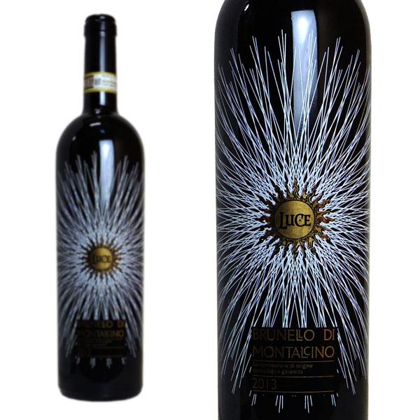 ルーチェ ブルネッロ・ディ・モンタルチーノ 2014年 ルーチェ・デッラ・ヴィーテ 750ml 正規 (イタリア トスカーナ 赤ワイン)