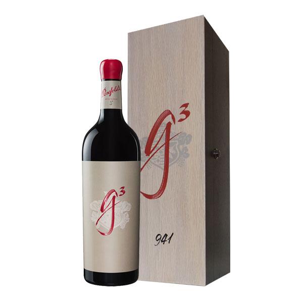 ペンフォールズ G3 750ml 箱入り 正規 (オーストラリア 赤ワイン)