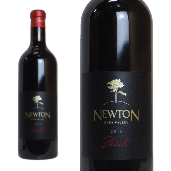 ニュートン ザ パズル エステート プロプライアタリー レッド 2017年 正規 750ml  カリフォルニア 赤ワイン