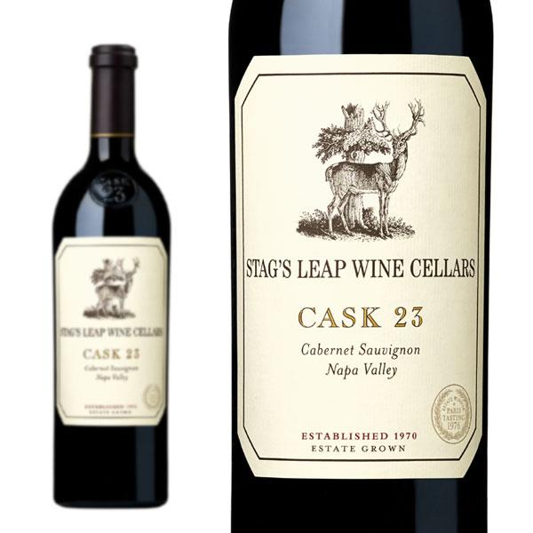 スタッグスリープ・ワインセラーズ カスク23 カベルネ・ソーヴィニヨン 2015年 正規 750ml (アメリカ カリフォルニア 赤ワイン)
