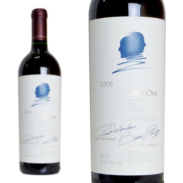 オーパスワン 2005年 750ml (アメリカ カリフォルニア 赤ワイン)