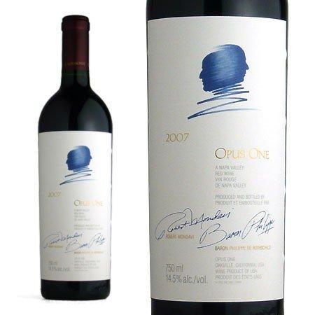 オーパスワン 2007年 750ml (アメリカ カリフォルニア 赤ワイン)