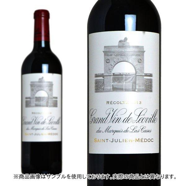 シャトー・レオヴィル・ラスカーズ 2007年 メドック格付第2級 750ml (フランス ボルドー サンジュリアン 赤ワイン)