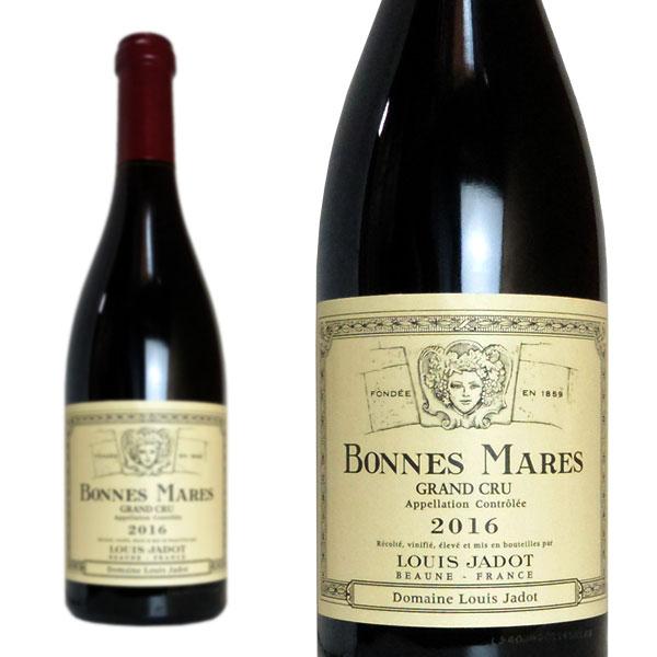 ボンヌ・マール グラン・クリュ 2016年 ドメーヌ・ルイ・ジャド 正規 750ml (フランス ブルゴーニュ 赤ワイン)