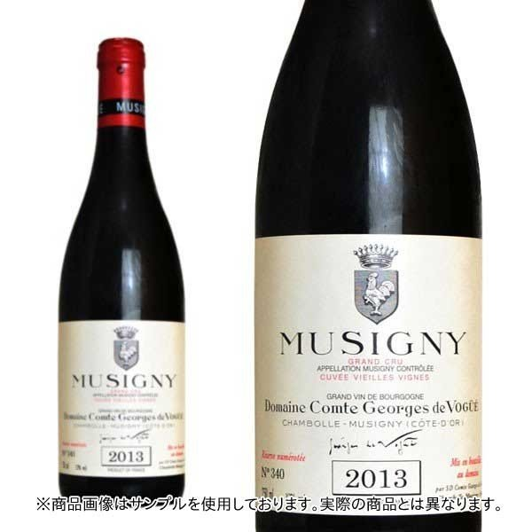 ミュジニー グラン・クリュ キュヴェ・ヴィエイユ・ヴィーニュ 2006年 ドメーヌ・コント・ジョルジュ・ド・ヴォギュエ 750ml (フランス ブルゴーニュ 赤ワイン)