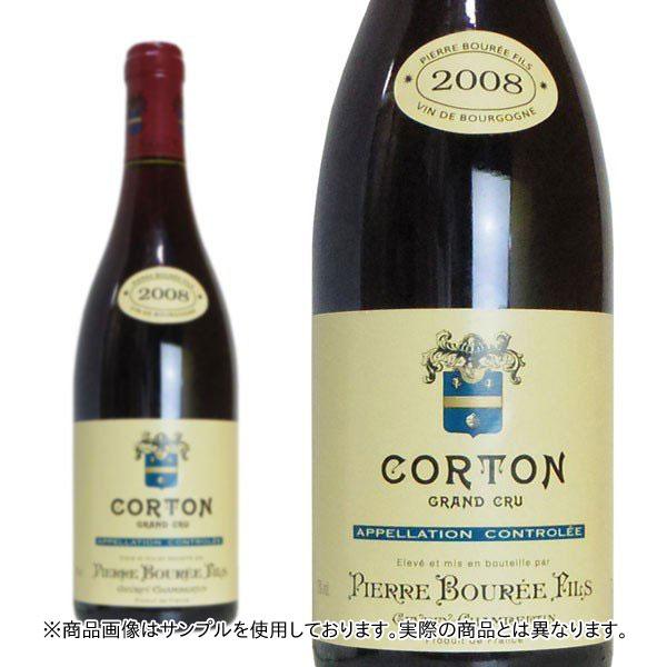 コルトン グラン・クリュ 2007年 ピエール・ブレ・エ・フィス 750ml (フランス ブルゴーニュ 赤ワイン)