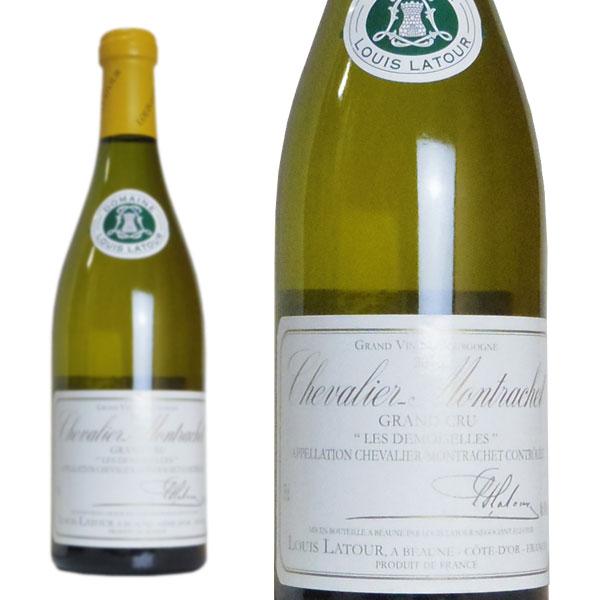 シュヴァリエ・モンラッシェ グラン・クリュ レ・ドゥモワゼル 2015年 ドメーヌ・ルイ・ラトゥール 750ml (フランス ブルゴーニュ 白ワイン)