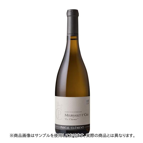 ムルソー プルミエ・クリュ レ・シャルム 2015年 パスカル・クレマン 750ml (フランス ブルゴーニュ 白ワイン)