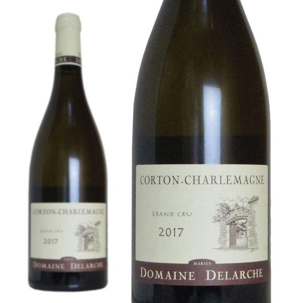 コルトン・シャルルマーニュ グラン・クリュ 2017年 ドメーヌ・マリウス・ドゥラルシュ(ドラルシュ) 750ml (フランス ブルゴーニュ 白ワイン)