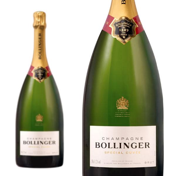 シャンパン ボランジェ スペシャルキュヴェ ブリュット マグナムサイズ 1500ml 箱入り 正規 (フランス シャンパーニュ 白)