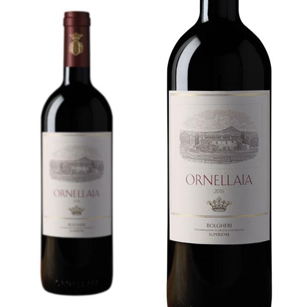 オルネッライア 2016年 テヌータ・デル・オルネッライア 正規 750ml (イタリア トスカーナ 赤ワイン)