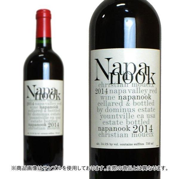 ナパヌック 2016年 ドミナス・エステート 750ml (アメリカ カリフォルニア 赤ワイン)