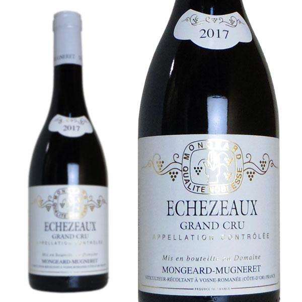 エシェゾー グラン・クリュ 2017年 ドメーヌ・モンジャール・ミュニュレ 750ml (フランス ブルゴーニュ 赤ワイン)