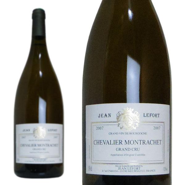 シュヴァリエ・モンラッシェ グラン・クリュ 2007年 ジャン・ルフォール (モワラール社) マグナムサイズ 1500ml (フランス ブルゴーニュ 白ワイン)