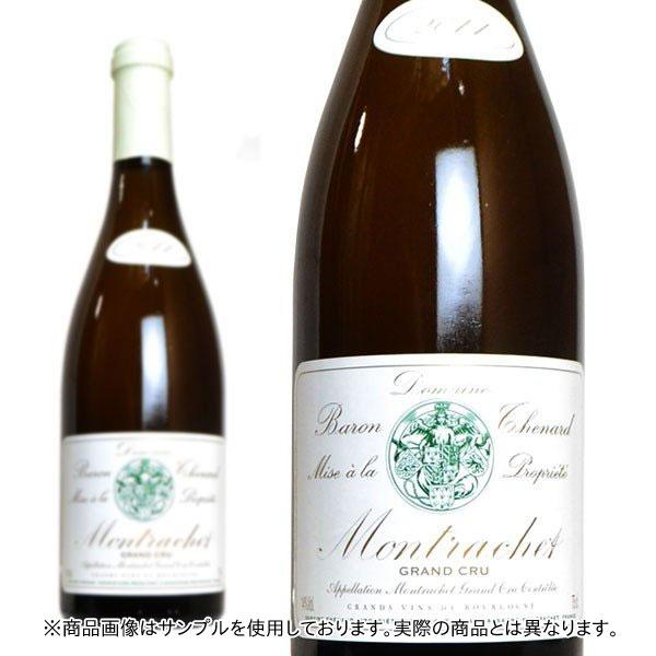 モンラッシェ グラン・クリュ 2015年 ドメーヌ・バロン・テナール 750ml 正規 (フランス ブルゴーニュ 白ワイン)