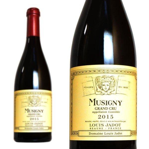 ミュジニー グラン・クリュ 2017年 ドメーヌ・ルイ・ジャド 750ml 正規 (フランス ブルゴーニュ 赤ワイン)