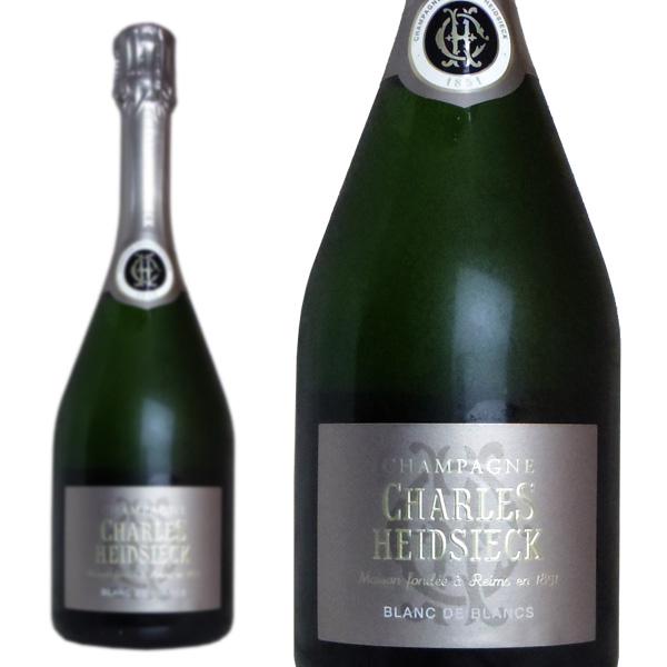 シャンパン シャルル・エドシック ブラン・ド・ブラン ブリュット 750ml 正規 (フランス シャンパーニュ 白 箱なし)