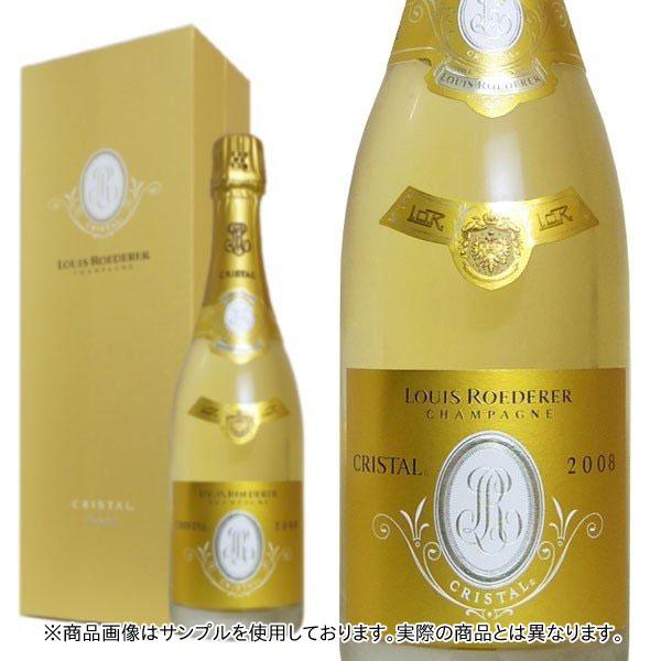 ルイ ロデレール クリスタル(シュール ブション)2002年 正規品 シャンパン シャンパーニュ AOCミレジム シャンパーニュ ルイ ロデレール社
