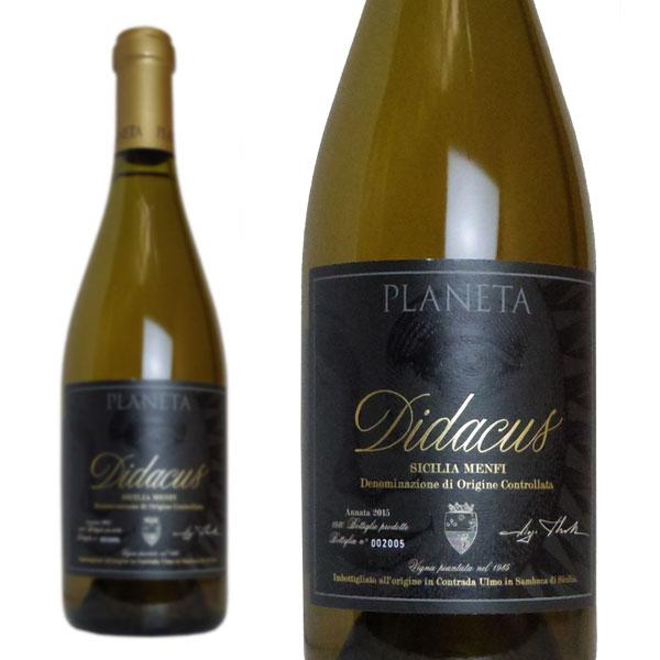 ディダクス 2016年 プラネタ 750ml 正規 (フランス イタリア 白ワイン)