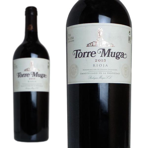 トレ・ムガ 2015年 ボデガス・ムガ 750ml 正規 (スペイン 赤ワイン)