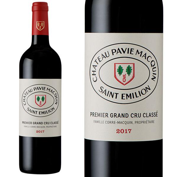シャトー・パヴィ・マカン 2017年 750ml (フランス ボルドー サンテミリオン第一特別級 赤ワイン)
