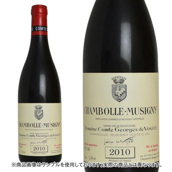 シャンボール・ミュジニー 2017年 ドメーヌ・コント・ジョルジュ・ド・ヴォギュエ 750ml (フランス ブルゴーニュ 赤ワイン)