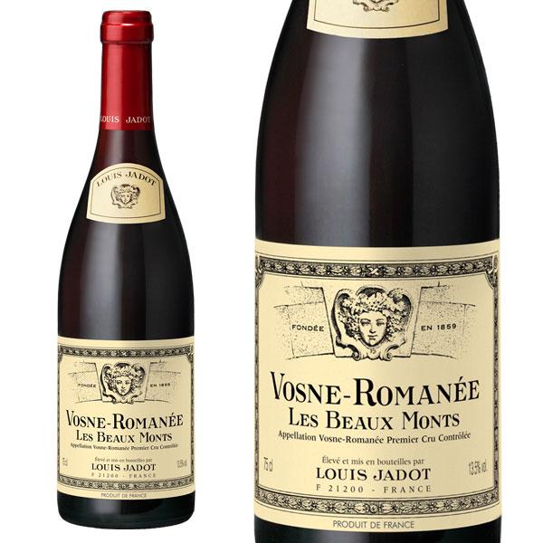 ヴォーヌ・ロマネ プルミエ・クリュ レ・ボーモン 2017年 ルイ・ジャド 750ml 正規 (フランス ブルゴーニュ 赤ワイン)