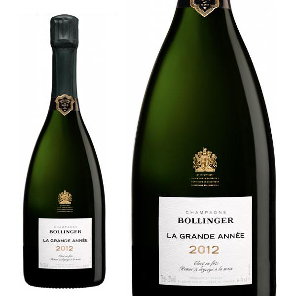 シャンパン ボランジェ ラ・グラン・ダネ ミレジム 2012年 750ml 木箱入り 正規 (フランス シャンパーニュ 白)