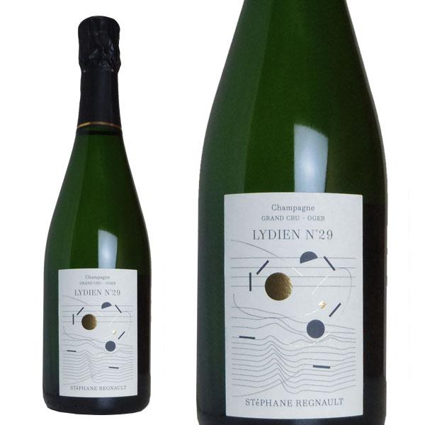 シャンパン ステファンヌ・ルニョー モード・リディアン ニュメロ・ヴァント・ヌフ グラン・クリュ 750ml (フランス シャンパーニュ 白ワイン)
