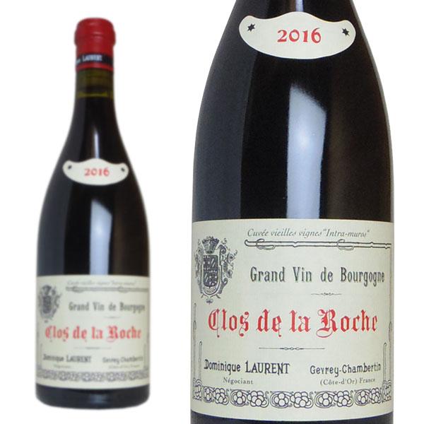 クロ・ド・ラ・ロッシュ グラン・クリュ アントラ・ムロス ヴィエイユ・ヴィーニュ 2016年 ドミニク・ローラン 750ml (フランス ブルゴーニュ 赤ワイン)