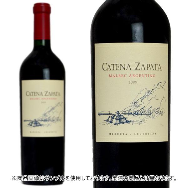 カテナ・サパータ アルヘンティーノ・マルベック 2013年 ボデガス・カテナ・サパータ 750ml (アルゼンチン 赤ワイン)