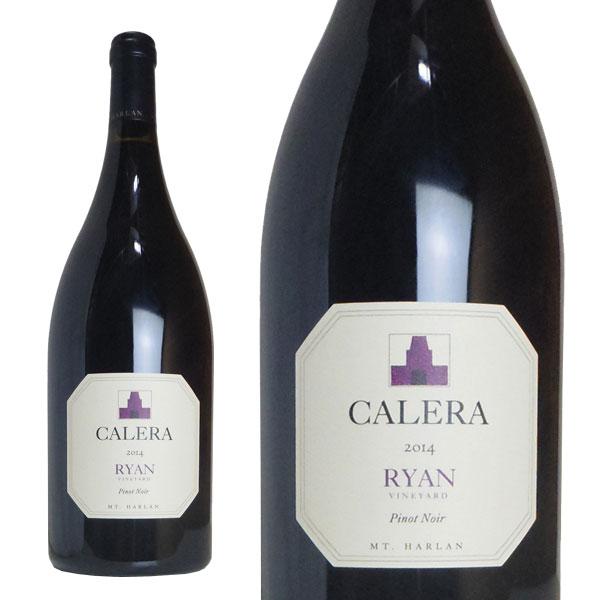 カレラ ライアン・ヴィンヤード マウント・ハーラン ピノ・ノワール 2014年 マグナムサイズ 1500ml 正規 (アメリカ 赤ワイン)