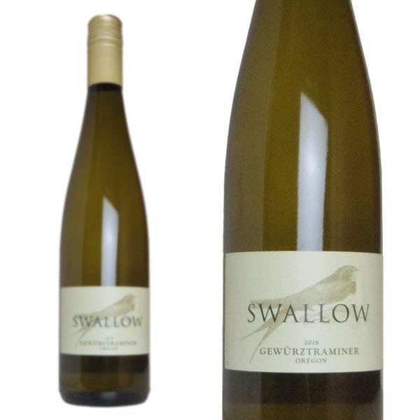 スワロー ゲヴェルツトラミネール 2018年 フォリス 入荷予定 ヴィンヤーズ オレゴン 白ワイン 新着セール ワイナリー 750ml