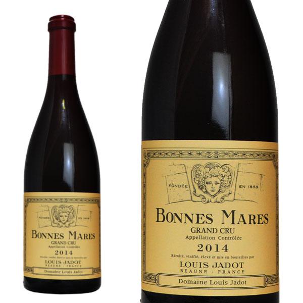 ボンヌ・マール グラン・クリュ 2014年 ドメーヌ・ルイ・ジャド 正規 750ml (ブルゴーニュ 赤ワイン)
