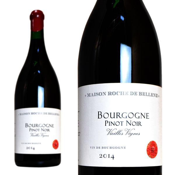ブルゴーニュ ピノ・ノワール ヴィエイユ・ヴィーニュ 2014年 ロッシュ・ド・ベレーヌ ジェロボアムサイズ 3000ml (フランス ブルゴーニュ 赤ワイン)