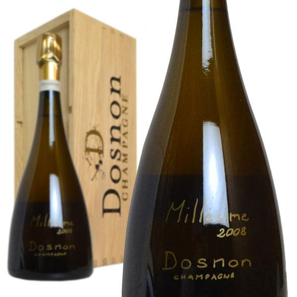 シャンパン ドノン ヴィンテージ 2008年 木箱入り 750ml (フランス シャンパン 白)