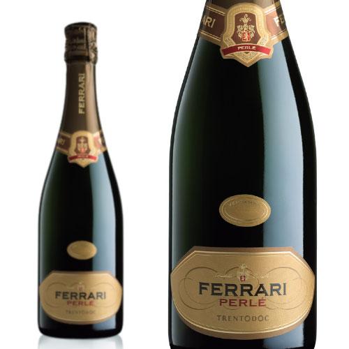 フェッラーリ ペルレ ミレジマート 2002年 750ml 正規 (イタリア スパークリングワイン 白)
