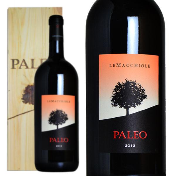 パレオ ロッソ 2013年 レ・マッキオーレ マグナムサイズ 木箱入り 正規 1500ml (イタリア 赤ワイン)