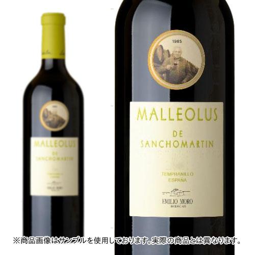 マレオルス・デ・サンチョマルティン 2010年 ボデガス・エミリオ・モロ 750ml 正規 (スペイン 赤ワイン)